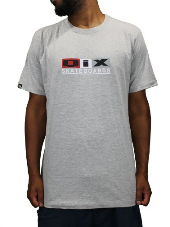 Camiseta Qix Skateboards Base