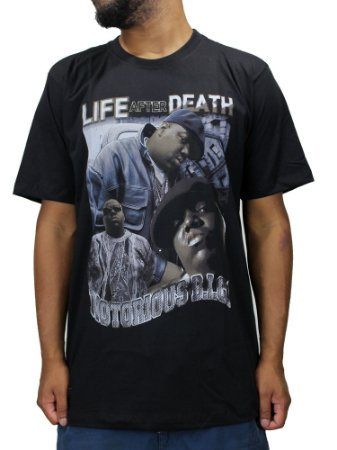 Camiseta Double-G B.i.g Life after Death