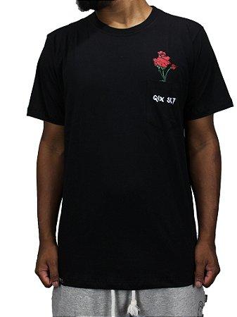 Camiseta Qix Flower