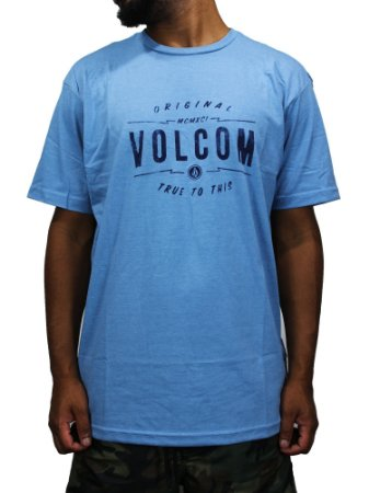 Camiseta Volcom Garage club