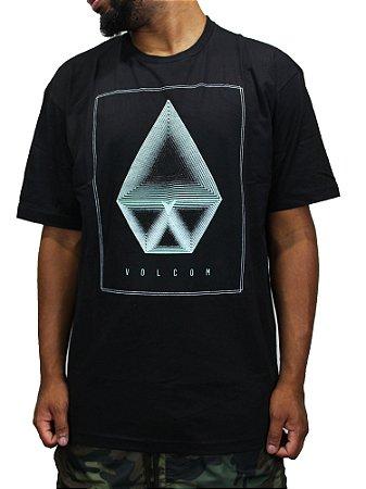 Camiseta Volcom Concentric
