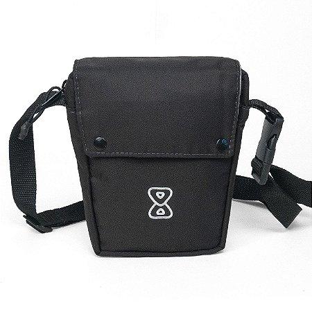 Shoulder Bag Anorak Preta
