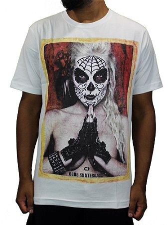 Camiseta Code Santeria