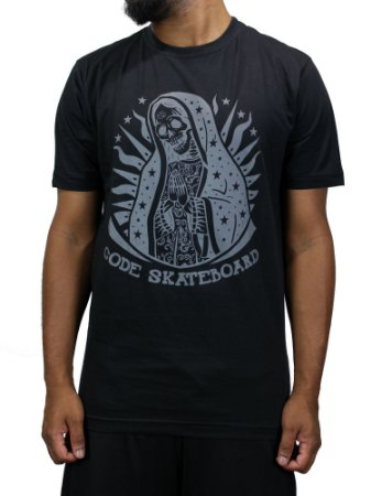 Camiseta Code Santo