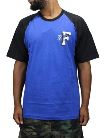 Camiseta Future Oficial 04 Branca/ Azul