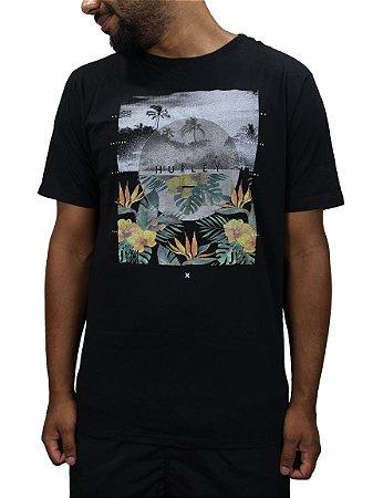 Camiseta Hurley the