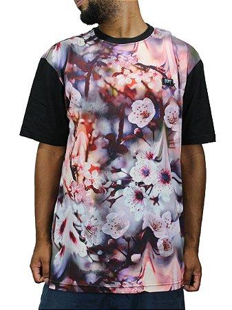 Camiseta Blunt Floral Especial