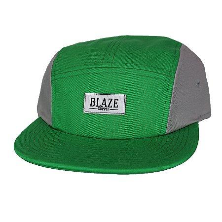 Boné Blaze Green/grey Strapback