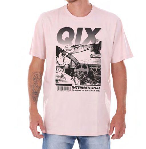 Camiseta Qix Fantasy Rose