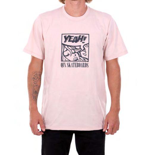 Camiseta Qix Yeah Rose