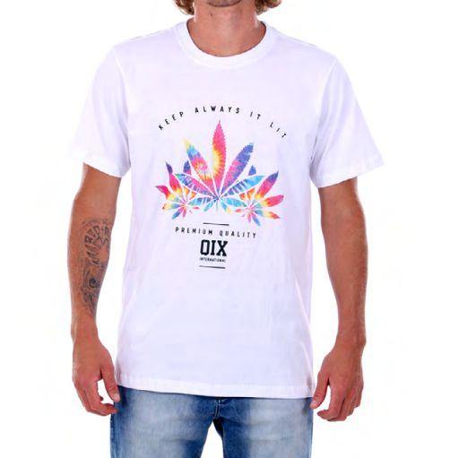 Camiseta Qix Quality Tie dye