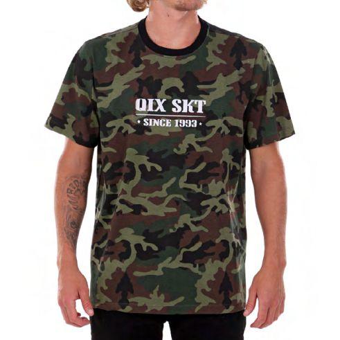 Camiseta Qix Military