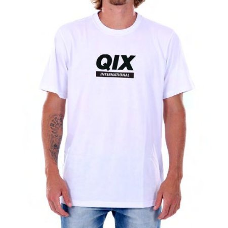 Camiseta Qix Basic winter 2018