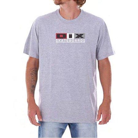 Camiseta Qix Hexagon Mescla