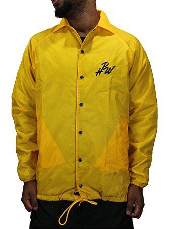 Jaqueta Honey HPW Amarela Corta vento