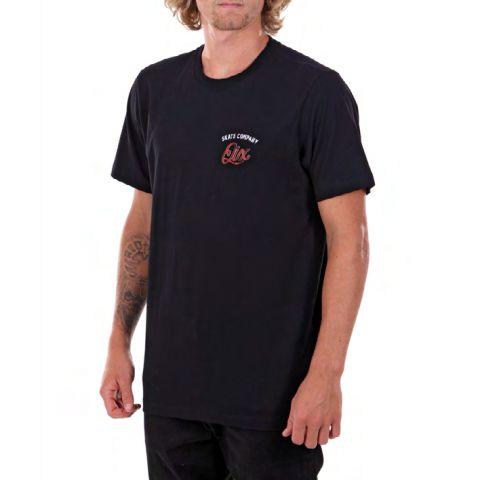 Camiseta Qix Old Preta