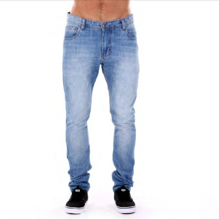 Calça Qix Jeans Claro Winter