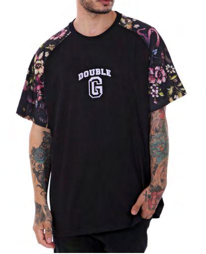 Camiseta Double-G Raglan Snakes