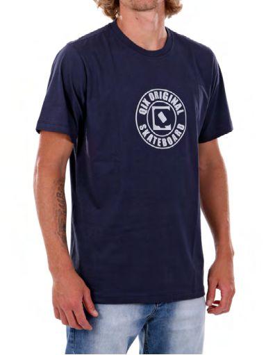 Camiseta Qix Base Marinho
