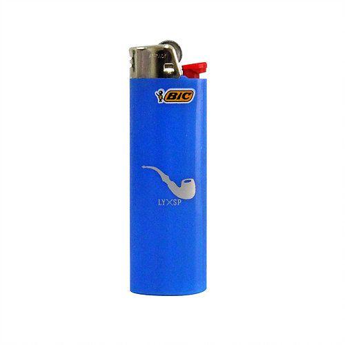 Isqueiro Blaze Bic Azul