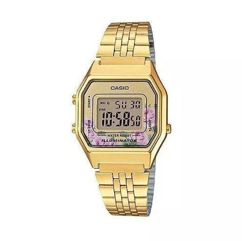 Relógio Casio Vintage La680wga-4cdf