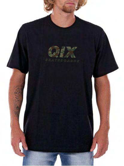 Camiseta Qix Basic Camo