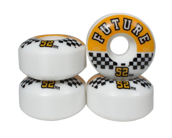 Rodas Future Race 52mm