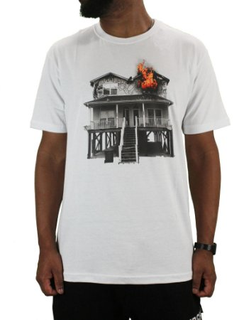CAMISETA BLUNT HOUSE ON