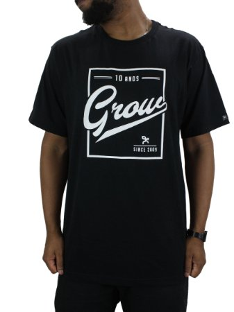 CAMISETA GROW 10 ANOS