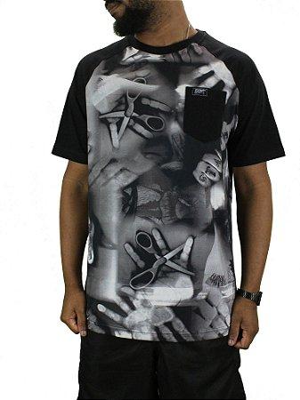 Camiseta Blunt Raglan DE