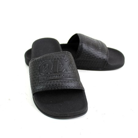 Chinelo Qix Slide All black