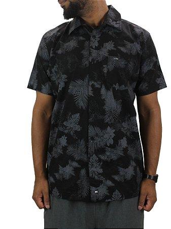 Camisa Wave Giant rEGULAR preta