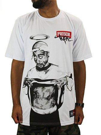 Camiseta Prison Tupac Thug Life