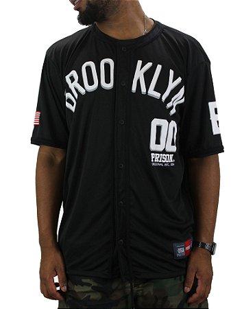 Camiseta Prison Brooklyn 00 preta