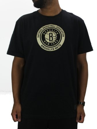 CAMISETA NEW ERA BROOKLYN NETS