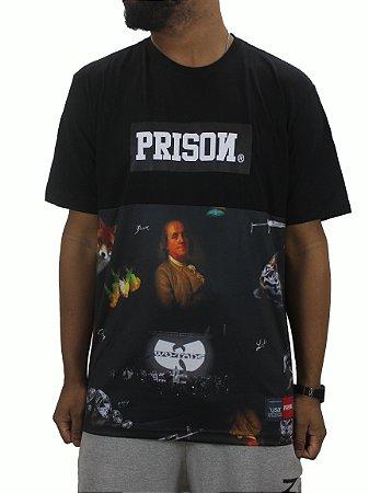 camiseta prison wu tang clan