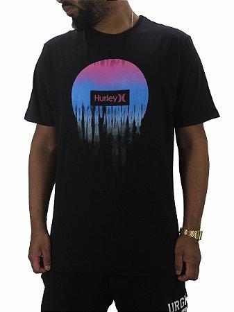 Camiseta hurley glass