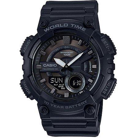 Relógio Casio Standard Anadigi Aeq-110w-1bvdf