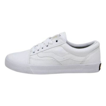 TENIS MADRATS ALL WHITE