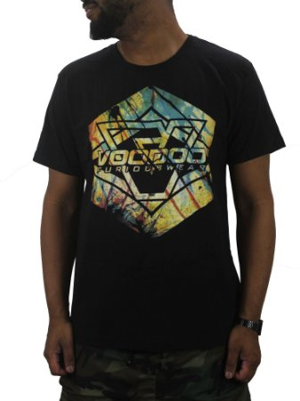 CAMISETA VOODOO HEXAGON