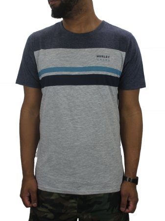 CAMISETA HURLEY LIST