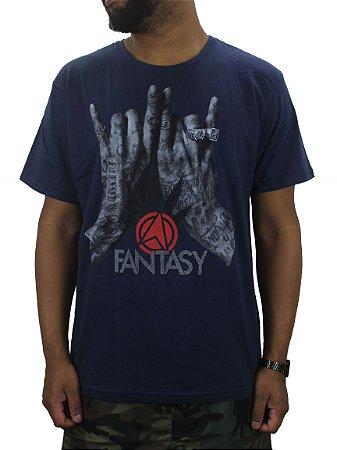 CAMISETA FANTASY HANDS