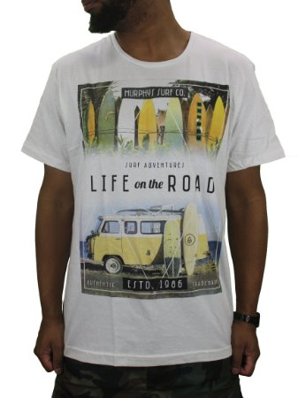 CAMISETA MURPHYS  LIFE ON THE ROAD