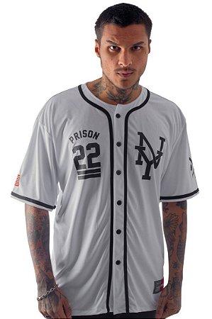 Camisa Prison Branca 22