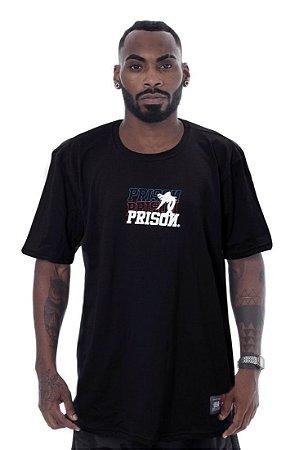 CAMISETA PRISON GHOST PRETA