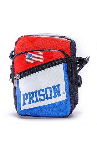 SHOULDER BAG PRISON USA FLAG