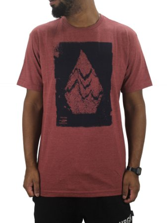 camiseta volcom disruption