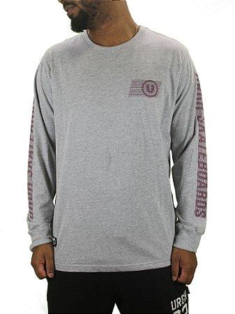 camiseta urgh manga long fletch