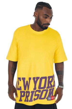CAMISETA PRISON YELLOW