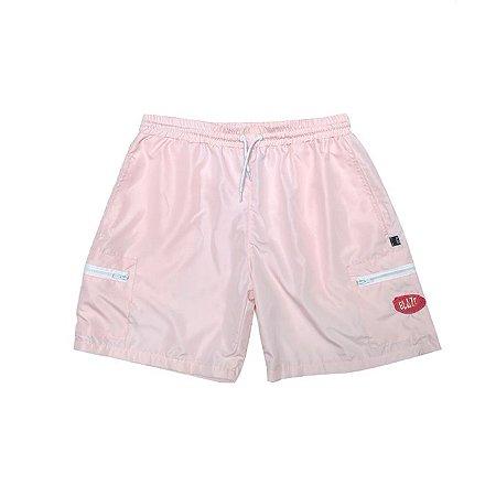 short blaze patch pink